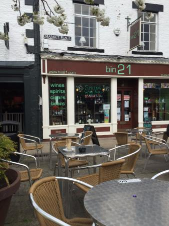Bin21 The Lounge Hexham