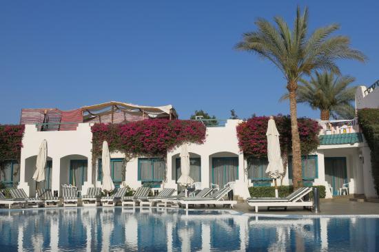 Falcon Hills Hotel: (фрагмент большого бассейна)