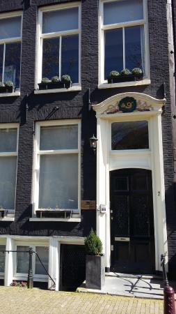 The Posthoorn - frente da casa