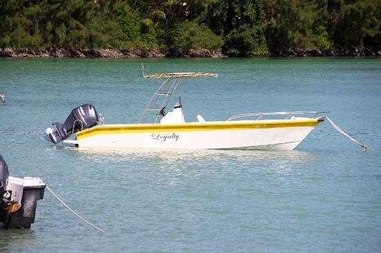 Остров Праслен, Сейшельские острова: Loyalty Boat Charter