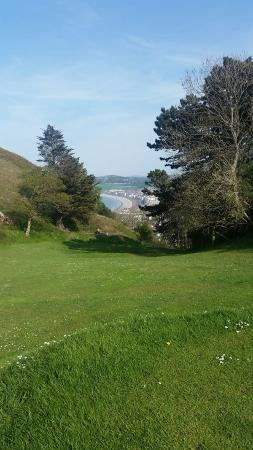 Great Orme Family Golf: 20160509_165846_large.jpg