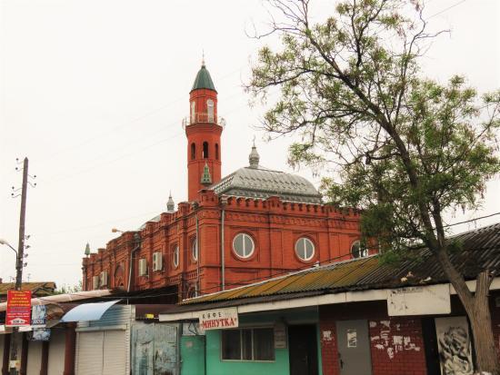 Мечеть в Астрахани №3