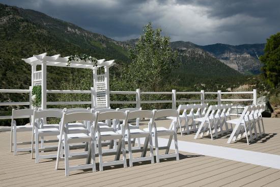 The Resort On Mount Charleston Weddings At Mt