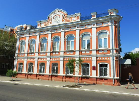 House of Burakov