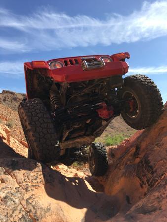 Las Vegas Rock Crawlers : Logan dale Trails Beautiful day