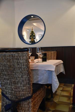Bangkok: Im Restaurant