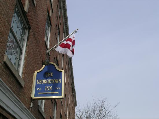 The Georgetown Inn: Historic Inn located in the Heart of Historic Georgetown