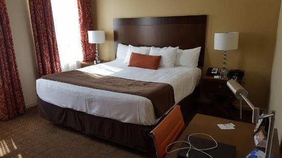 Comfort Inn Downtown: very comfortable
