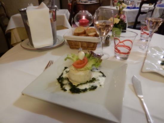Hotel Le France : une spècialité du chef