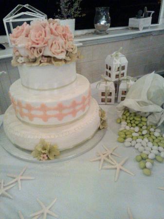 Torta Per I 25 Anni Di Matrimonio Di Antonella E Salvatore Foto