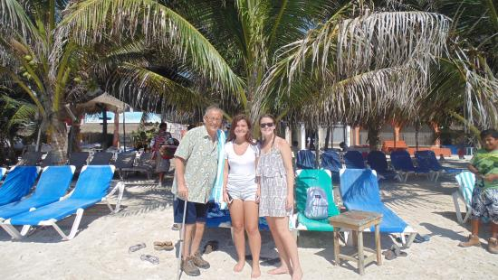Tropicante Ameri-Mex Grill: Enjoying our time at the Tropicante!