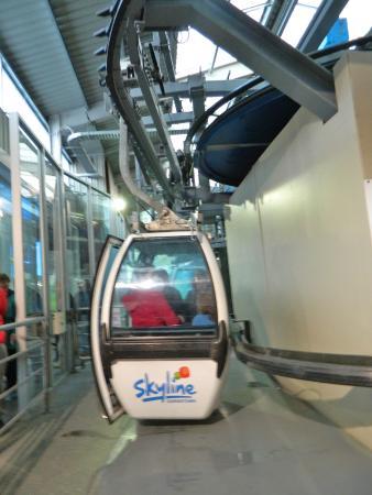 Queenstown, New Zealand: Skyline gondola