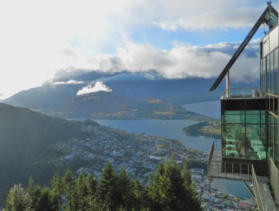 Queenstown, New Zealand: Skyline Restaurant-Best view in the world