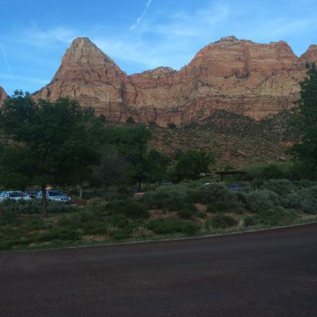 Landscape - Watchman Campground Photo