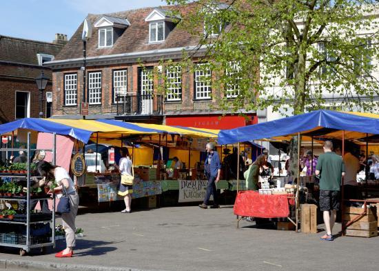 St Albans Farmers Market