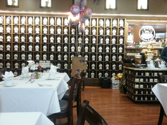 Chado tea room - Picture of Chado Tea Room, West Hollywood ...