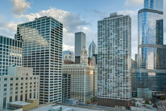 Homewood Suites by Hilton Chicago-Downtown: Skyline