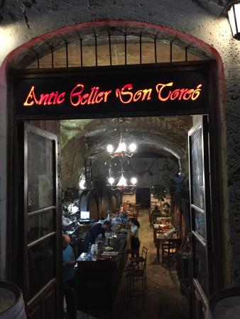 Antic Celler Son Toreo