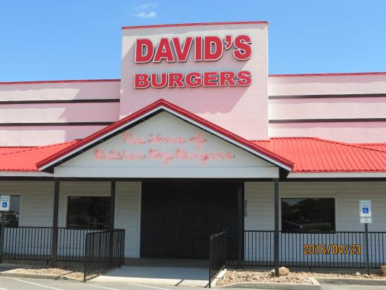Entrance - David's Burgers Photo