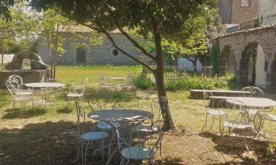 Le jardin inattendu le grau d 39 agde restaurant reviews for Le jardin inattendu agde