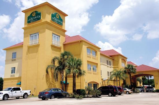 休斯敦 1960 拉昆塔旅館及套房飯店