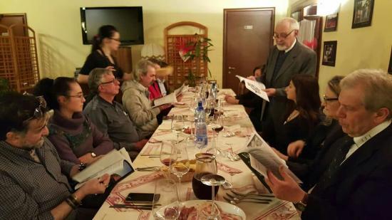 Circolo Tennis Rovigo - In Cucina dal socio Livio
