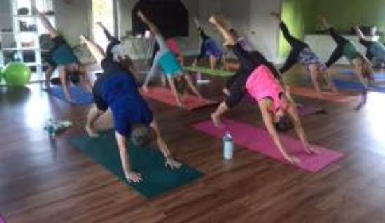 Hayward, WI: Morning & Evening Yoga