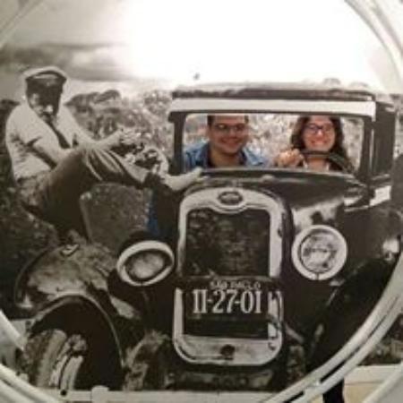 Museu Mazzaropi: Roda de fotos