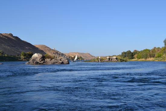 Sehel Island: on boat