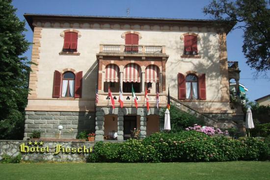 Hotel Villa Fieschi Image