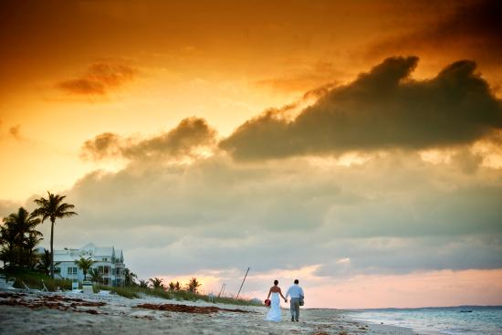 Turks and Caicos: Sunset Love