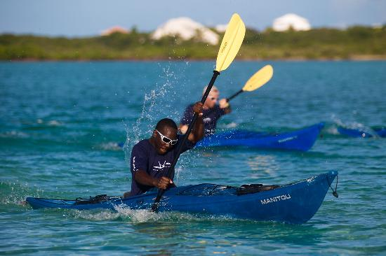 Turks and Caicos: On the Water