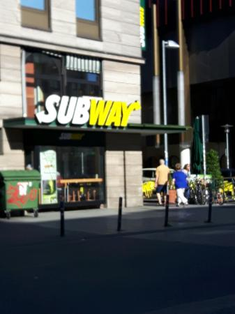 Subway Eat fresh Hannover GmbH & Co. KG
