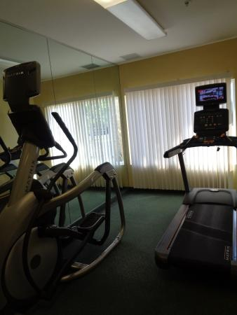 Port Saint Lucie, FL: Our Private Gym helps you keep fit