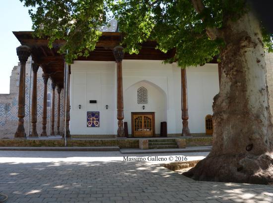 Shakhrisabz, Uzbekistan: La Moschea