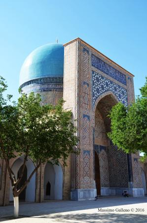 Shakhrisabz, Uzbekistan: Altra vista del cortile interno