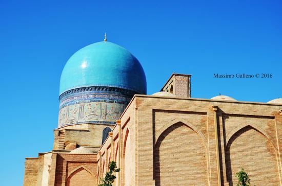 Shakhrisabz, Uzbekistan: Dall'esterno