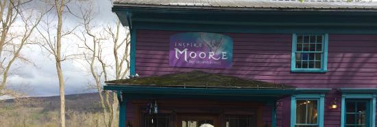 Inspire Moore Winery: Inspire Moore was not inspiring