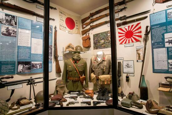 Ruston, LA: Louisiana Military Museum