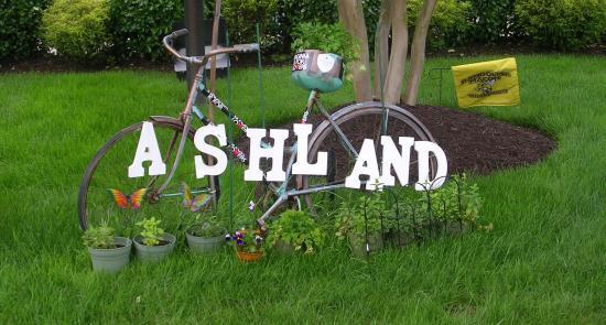 แอชแลนด์, เวอร์จิเนีย: bike