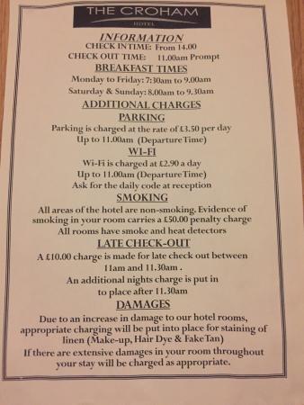 The Croham Hotel : photo4.jpg