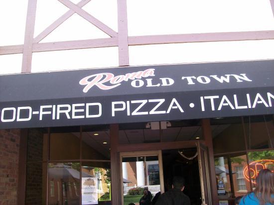 Roma Italian Restaurant Winchester Va