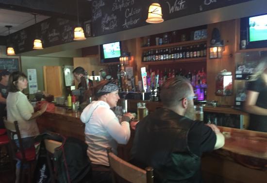 Marine on Saint Croix, MN: Brookside Bar
