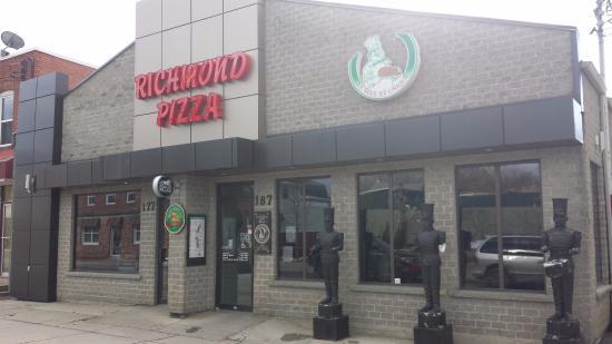 Restaurant Richmond Pizza