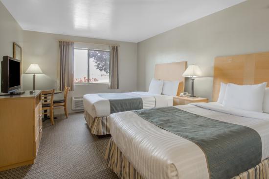 Chino Valley, AZ: Double Room