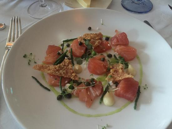Ballingarry, Irlanda: Gravalax Salmon