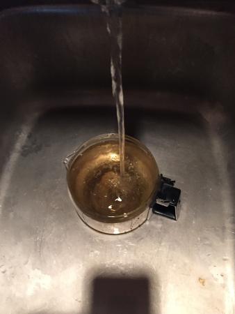 Howard Johnson Plaza Yakima/Near Convention Center : Yuck. Brown water from tap.
