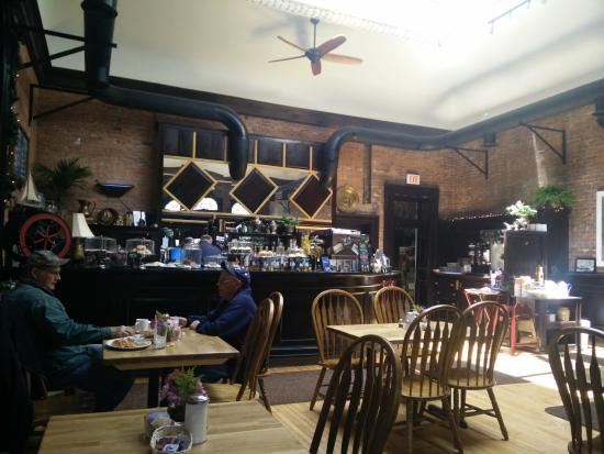 Whitehall, estado de Nueva York: Coffee bar
