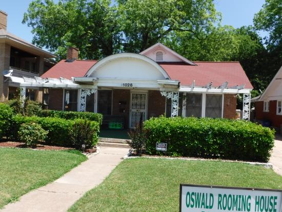 Oswald Rooming House Tour