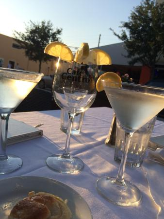 Cafe Centro: Martini madness